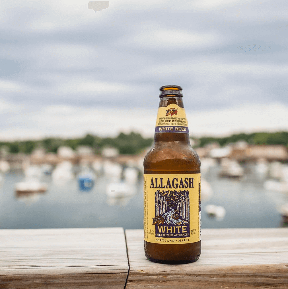 Craft Beer and Barbeque Pairings - Allagash White